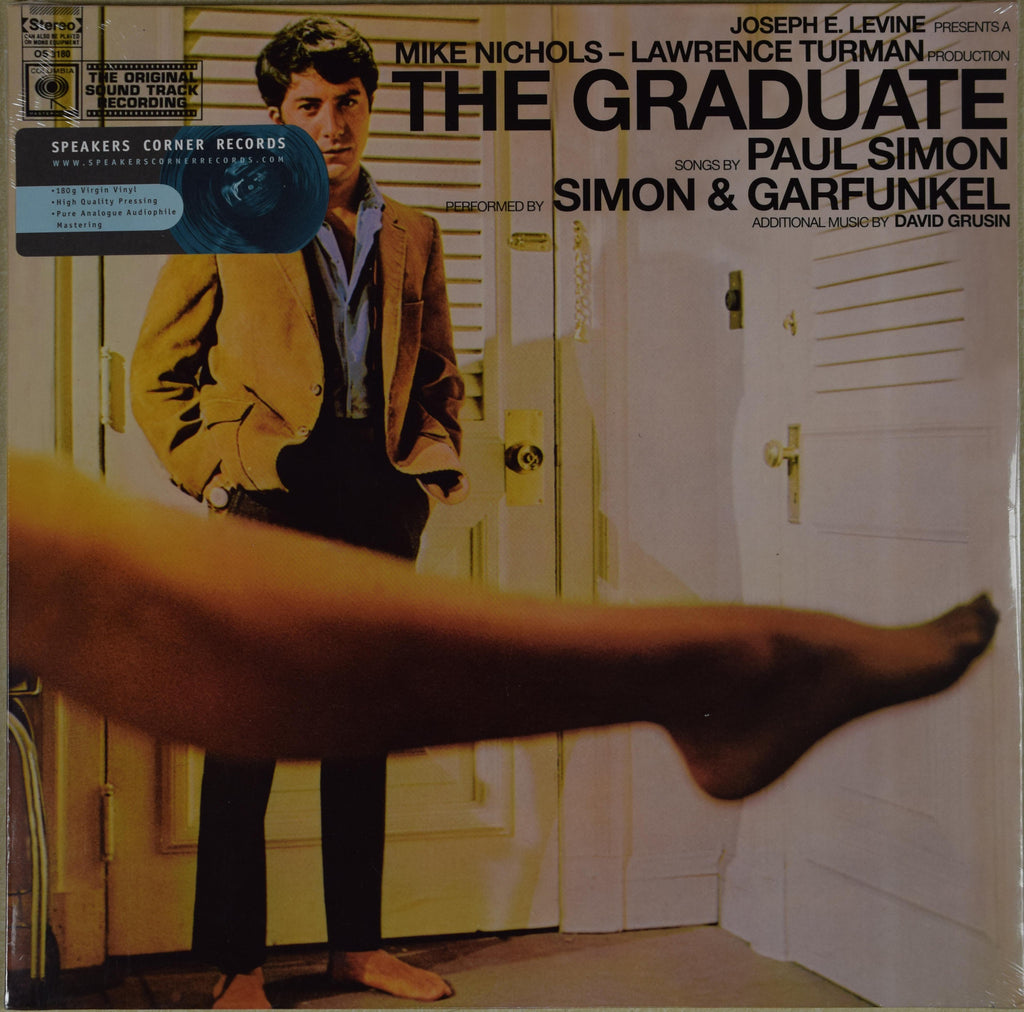 Simon & Garfunkel | The Graduate Original Sound Track Recording