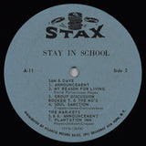 Various Artists | Stay In School Don't Be A Drop Out