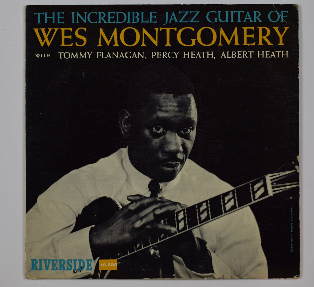 Wes Montgomery | The Incredible Jazz Guitar Of Wes Montgomery