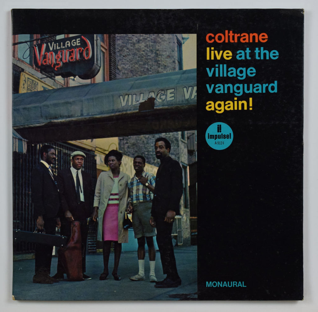 John Coltrane | Coltrane Live At The Village Vanguard Again!