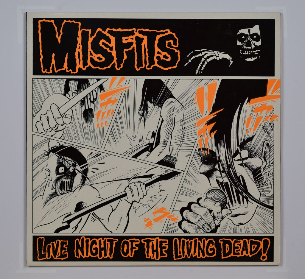 Misfits | Live Night Of The Living Dead