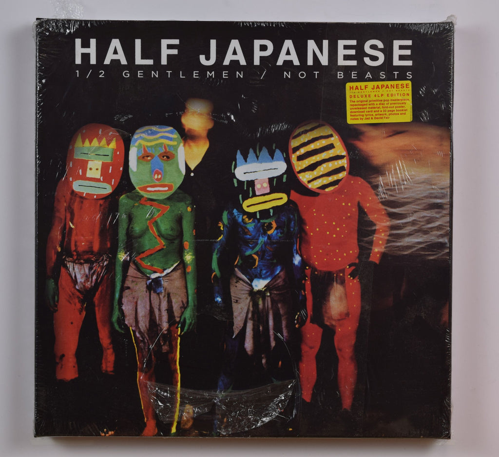 Half Japanese | 1/2 Gentlemen/Not Beasts