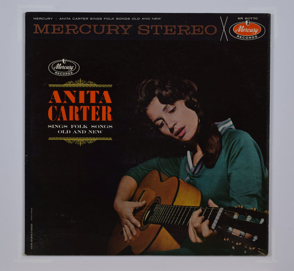 Anita Carter / Sings Folk Songs Old And New