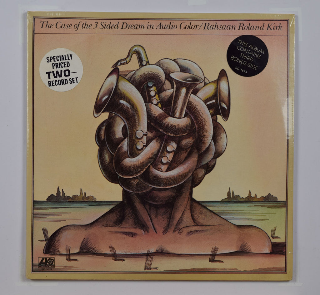Rahsaan Roland Kirk | The Case of the 3 Sided Dream in Audio Color