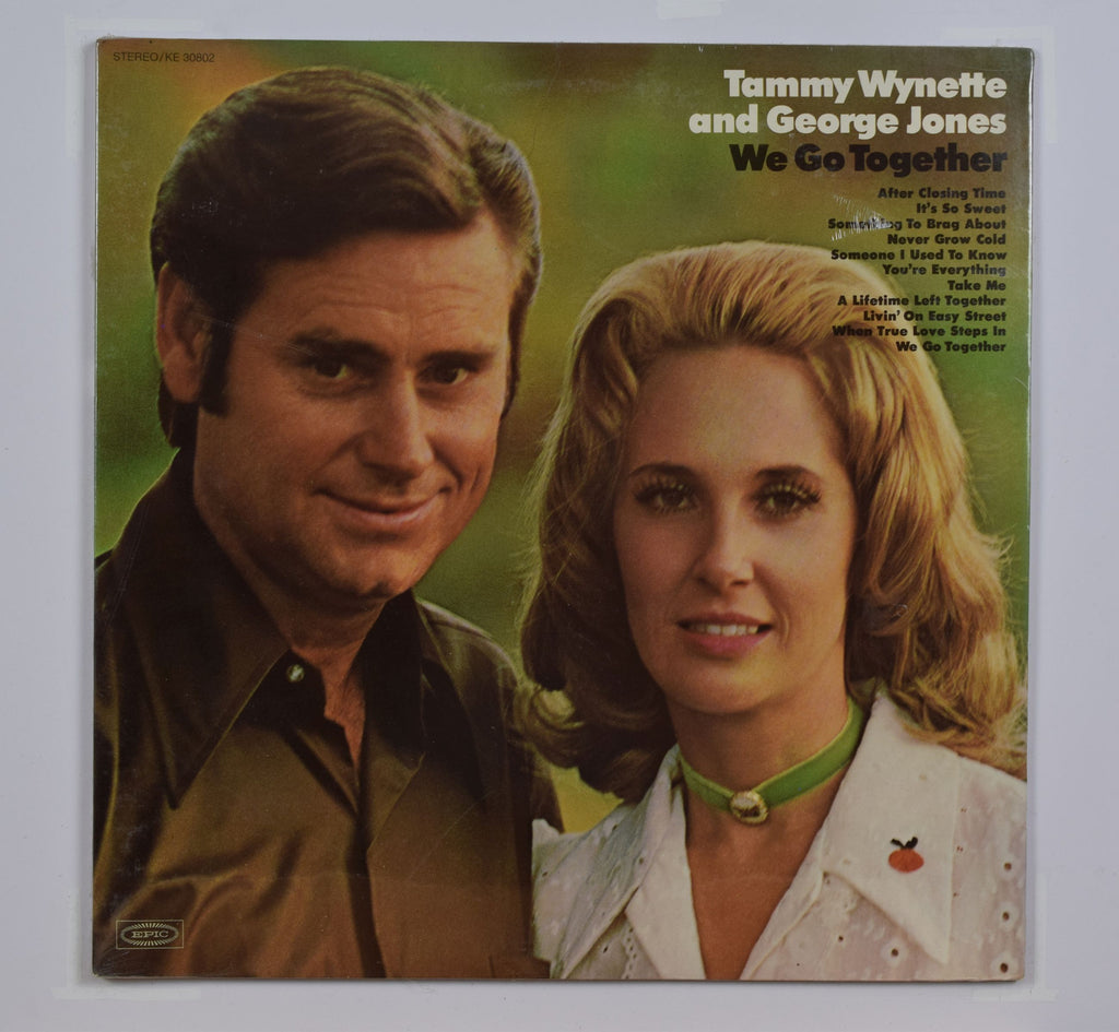 Tammy Wynette/George Jones | We Go Together