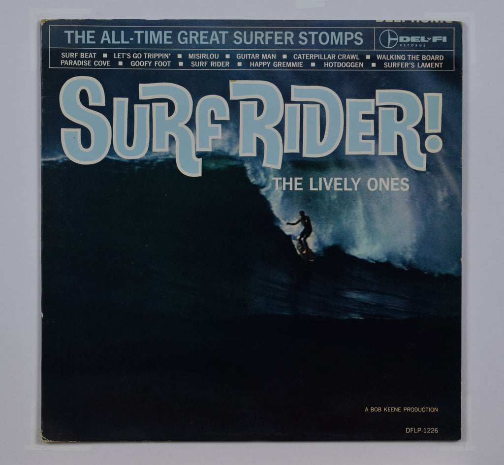 The Lively Ones | Surf Rider