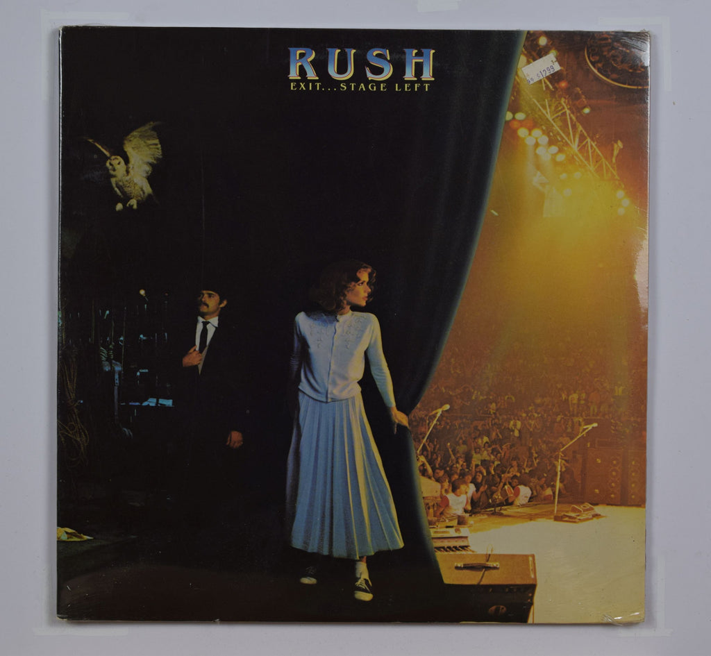 Rush | Exit... Stage Left