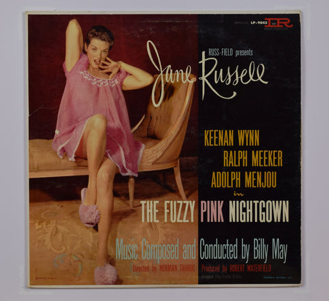 Jane Russell | The Fuzzy Pink Nightgown