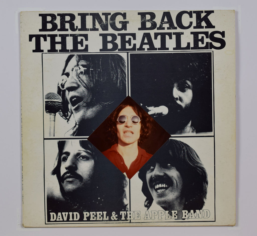The Beatles | Bring Back The Beatles/David Peel & The Apple Band