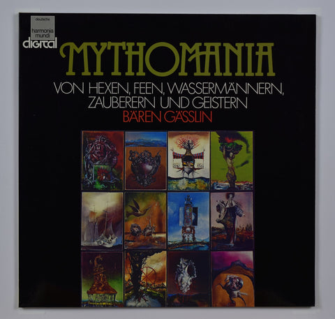 Baren Gasslin / Mythomania