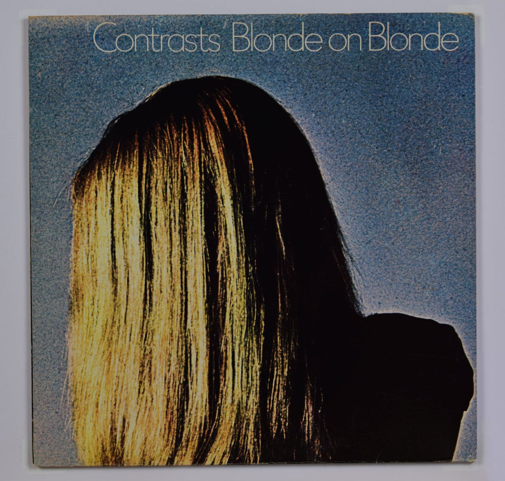 Contrasts | Blonde On Blonde