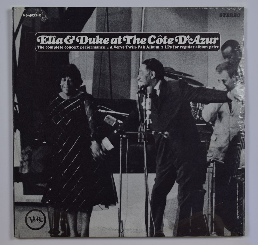 Ella Fitzgerald/Duke Ellington | Ella & Duke At The Cote D'Azur
