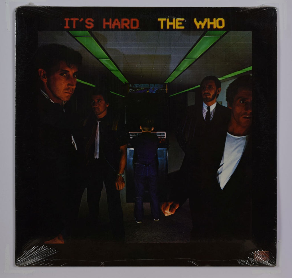 The Who | It's Hard
