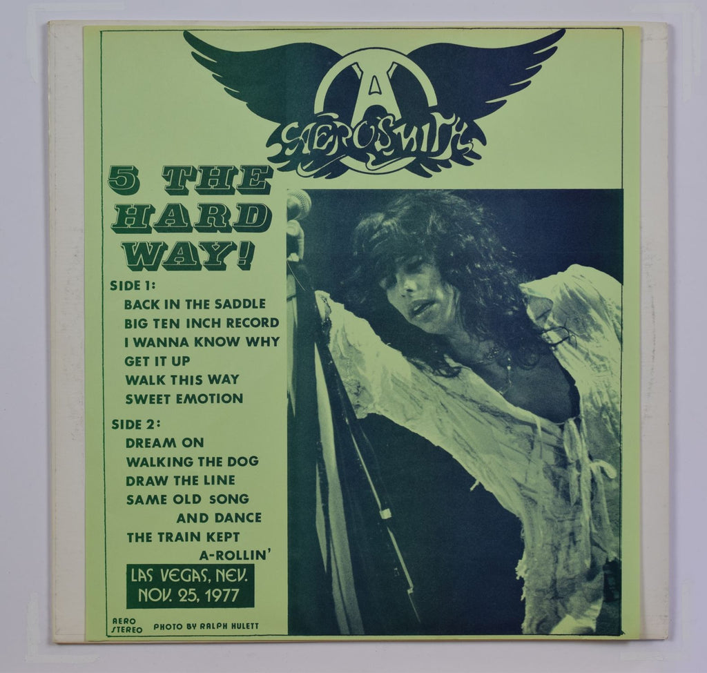 Aerosmith / 5 The Hard Way