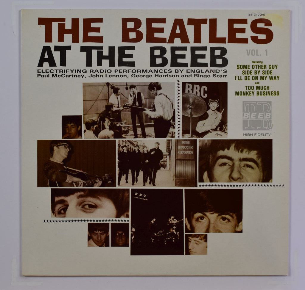 Beatles / The Beatles At The Beeb Vol. 1
