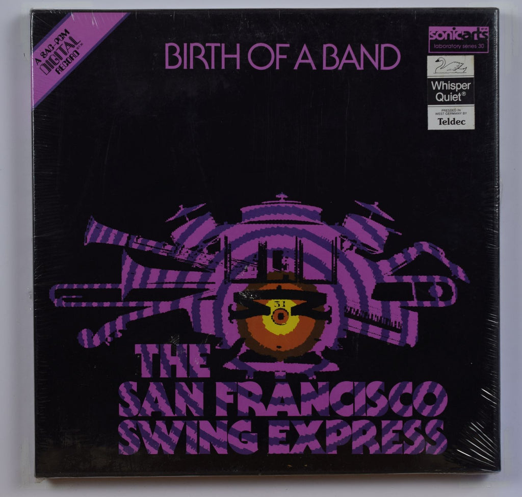 The San Francisco Swing Express | Birth Of A Band