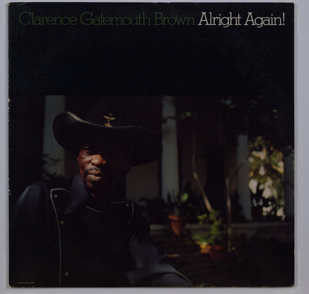 Clarence Brown | Alright Again