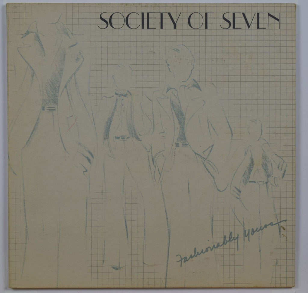 Society Of Seven | Fashionably Yours