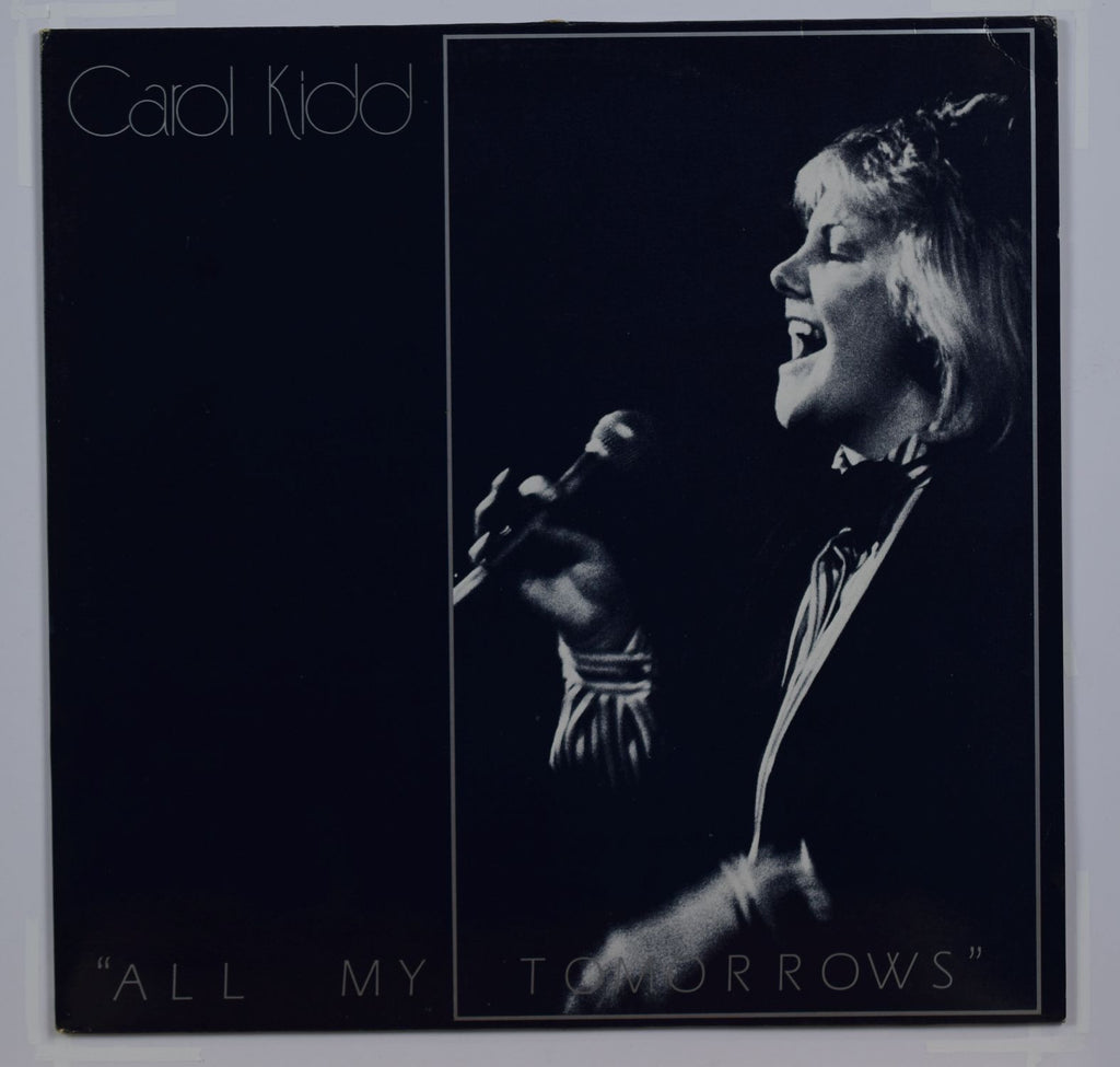 Carol Kidd / All My Tomorrows