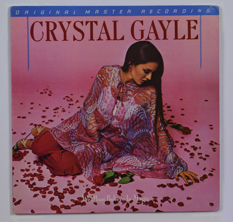 Crystal Gayle | We Must Believe In Magic
