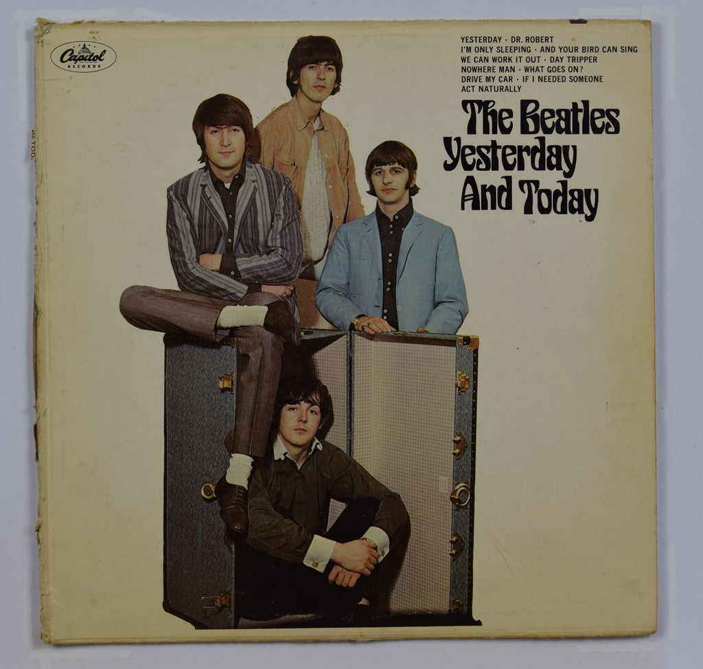 Beatles / Yesterday And Today ( Butcher Cover )