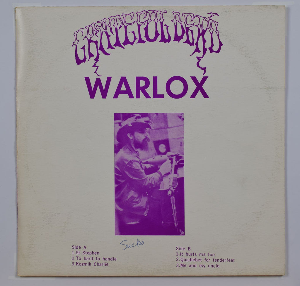 The Grateful Dead | Warlox
