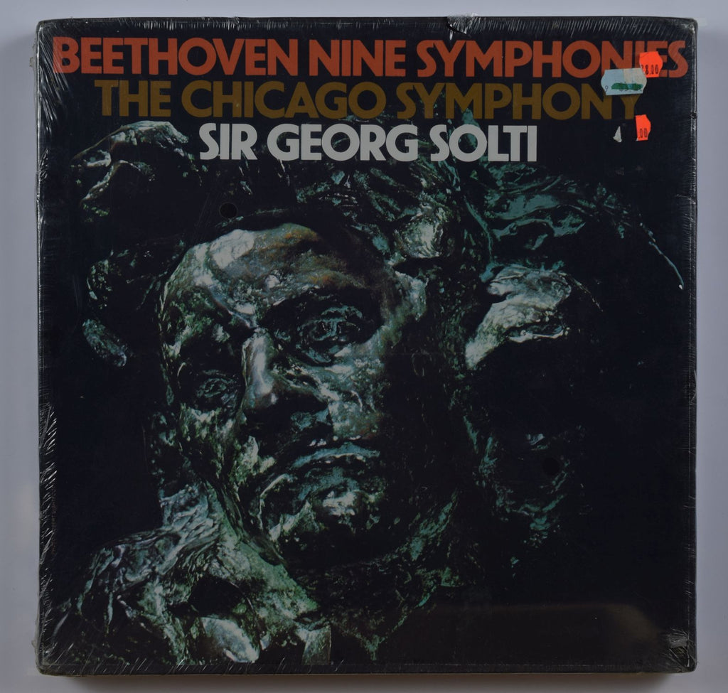 Sir Georg Solti | Beethoven Nine Symphonies