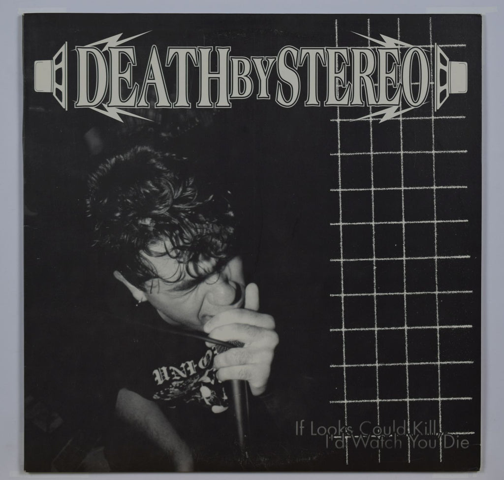 Death By Stereo | If Looks Could Kill I'd Watch You Die