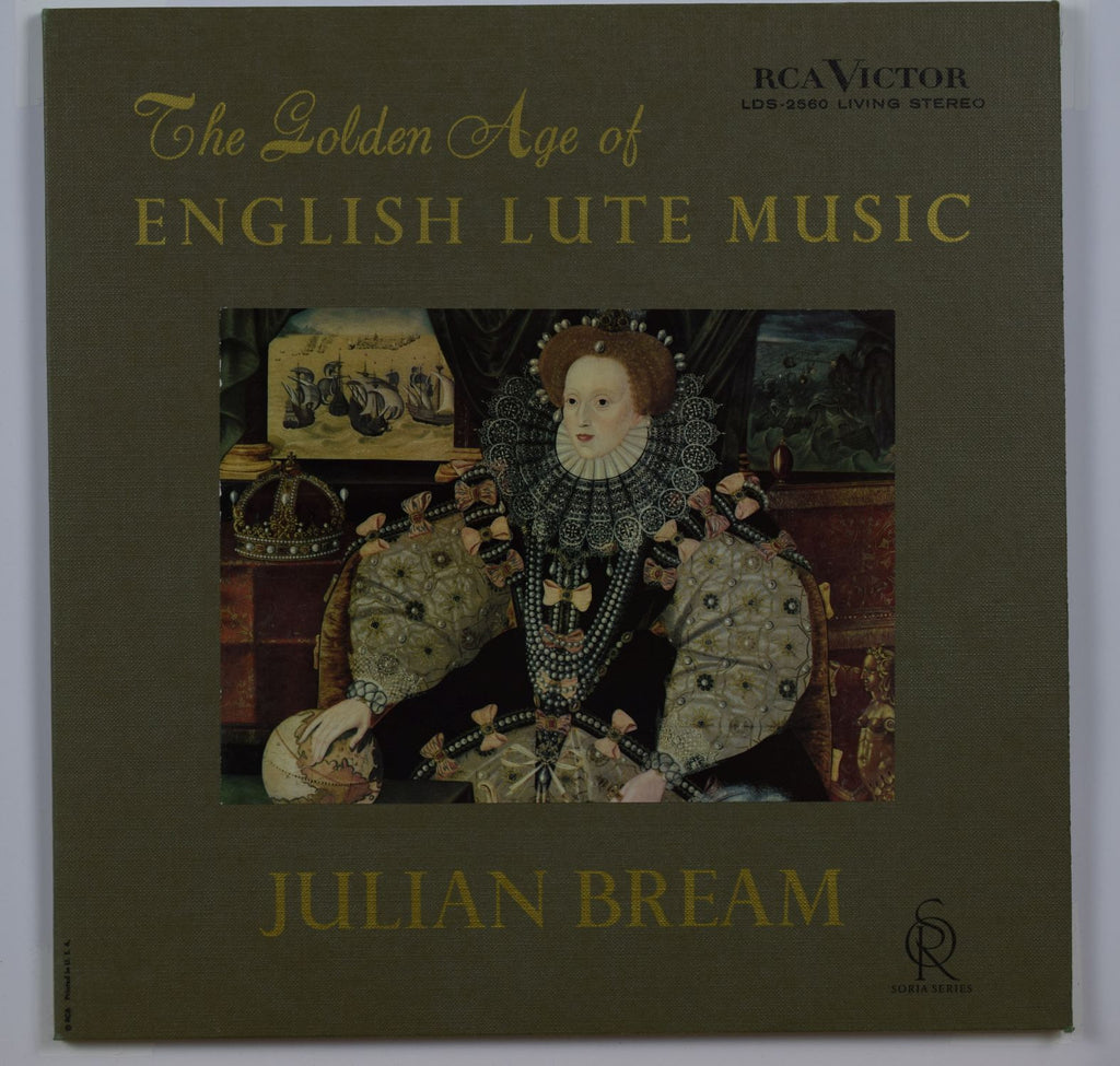 Julian Bream | The Golden Age Of English Flute Music