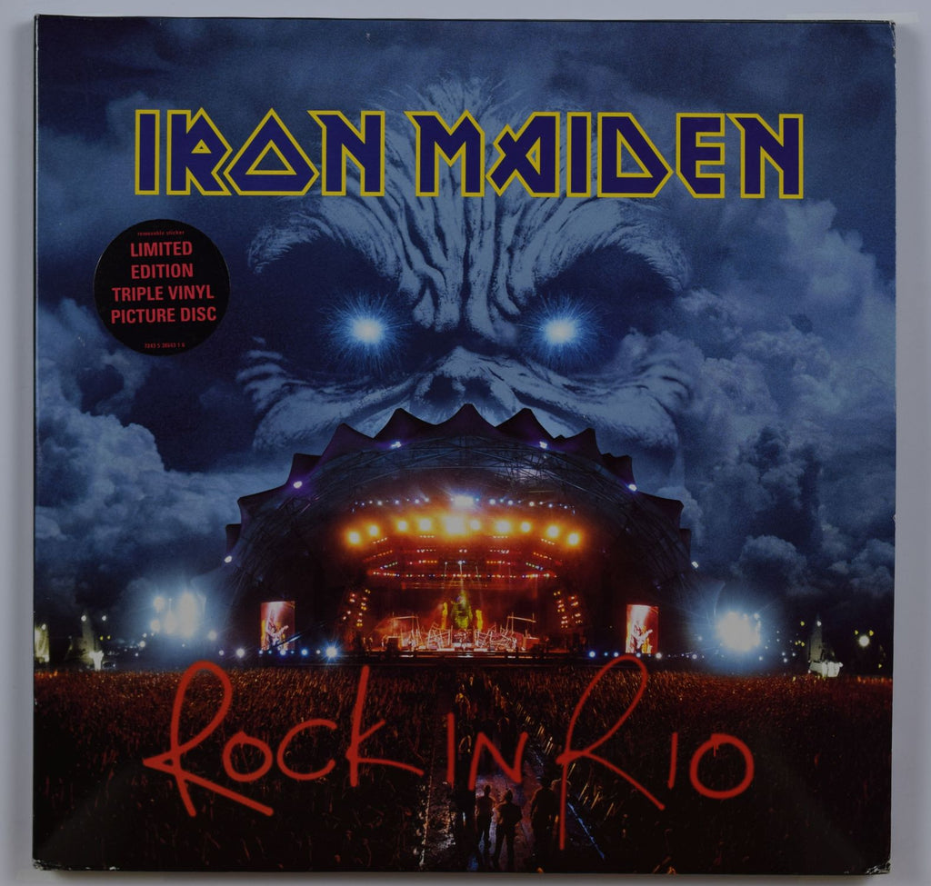 Iron Maiden | Rock In Rio