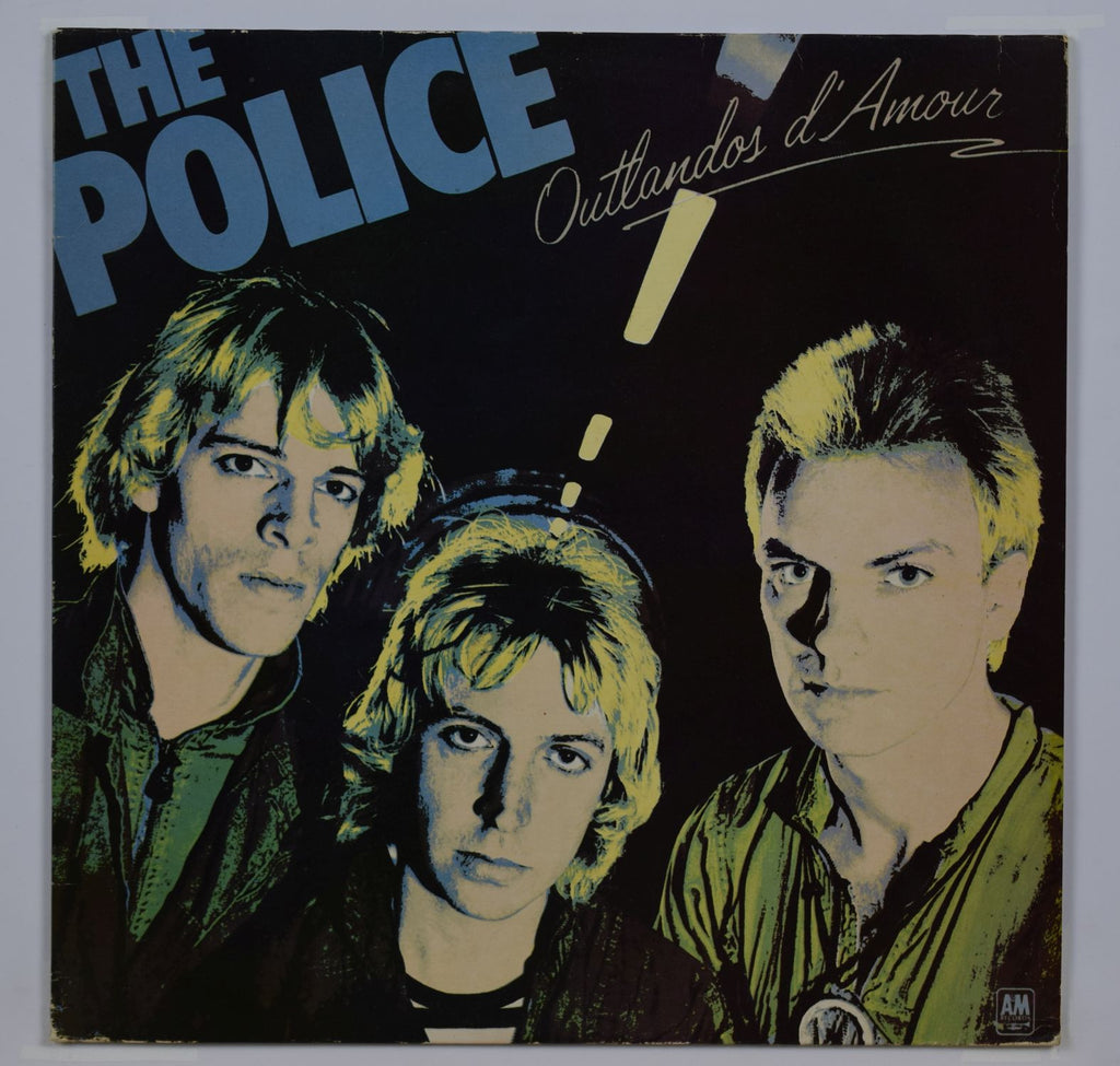 The Police | Outlandos D'Amour