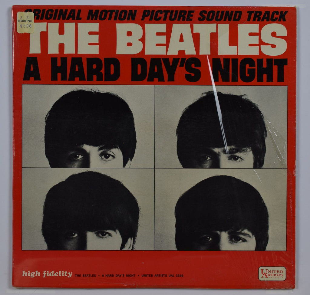 The Beatles | A Hard Day's Night