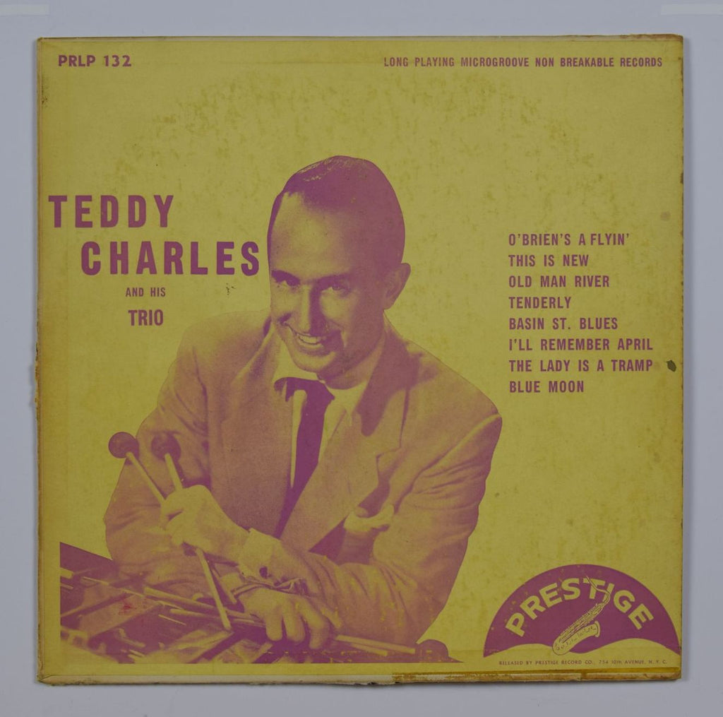 Teddy Charles | Teddy Charles And His Trio