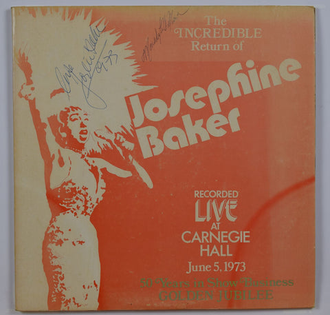 Josephine Baker | Live At Carnegie Hall