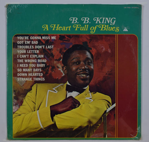 B.B. King / A Heart Full Of Blues