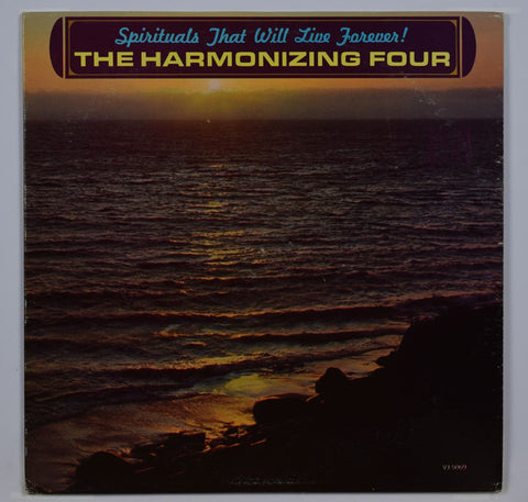 The Harmonizing Four | Spirituals That Will Live Forever