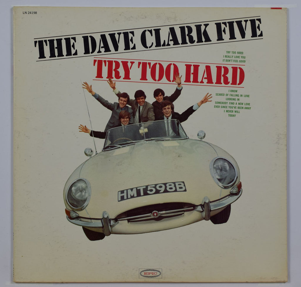 The Dave Clark Five | Try Too Hard