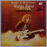 Yngwie J. Malmsteen's Rising Force | Marching Out