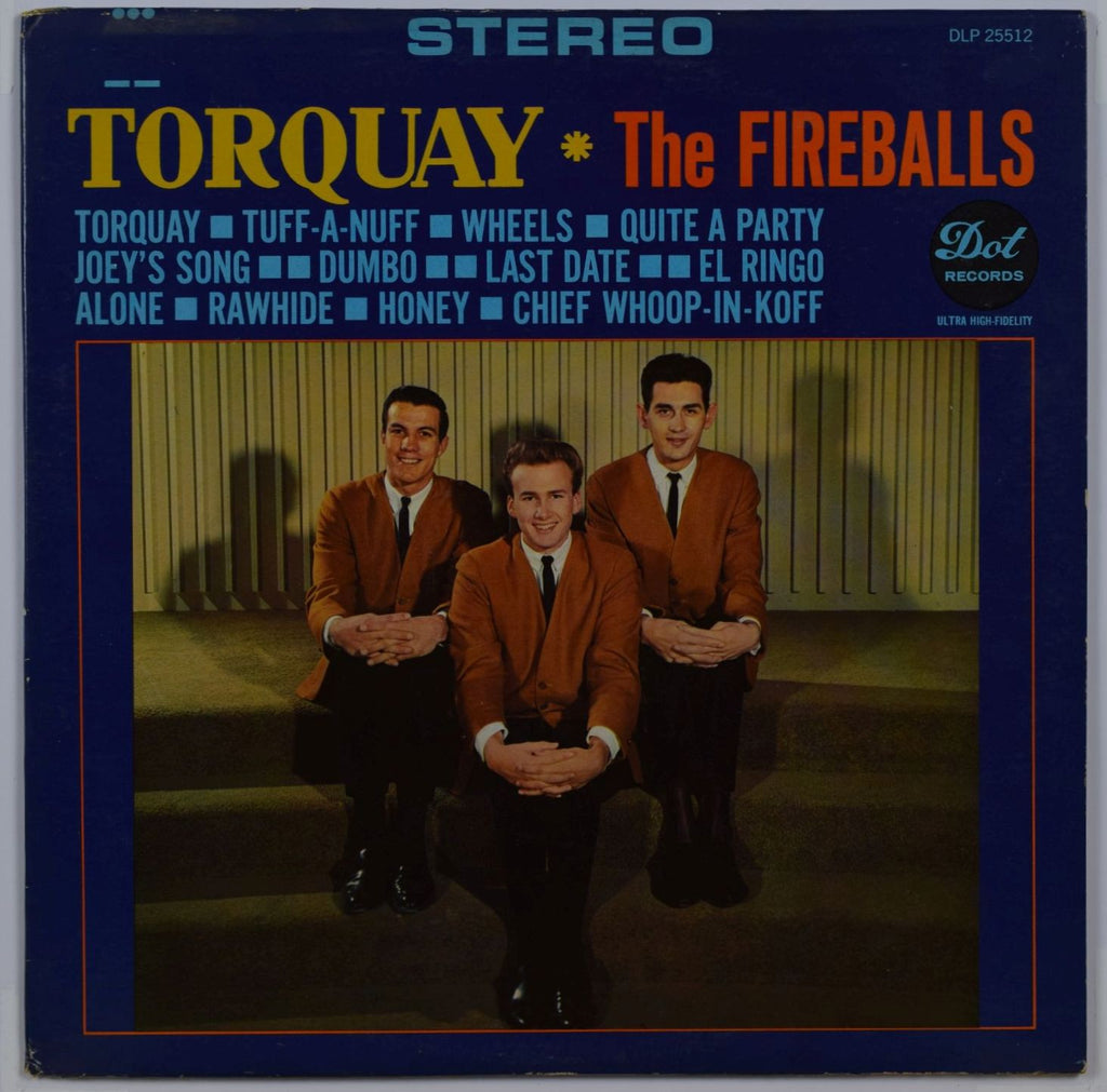 The Fireballs | Torquay