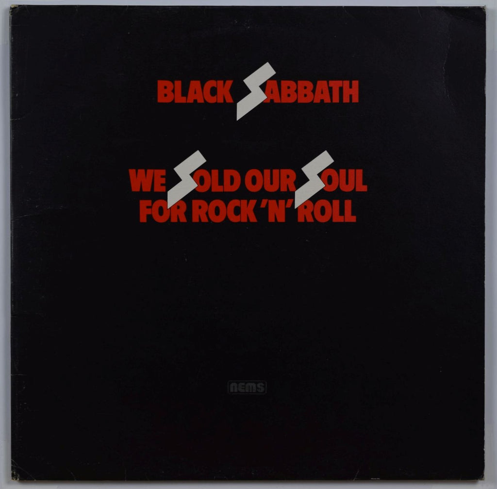 Black Sabbath | We Sold Our Soul For Rock 'N' Roll
