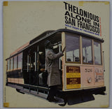 Thelonious Monk | Thelonious Alone In San Francisco