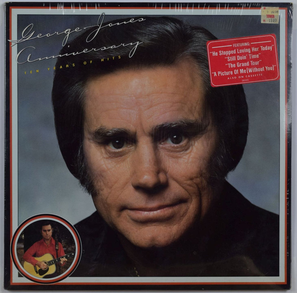 George Jones | Anniversary - Ten Years Of Hits