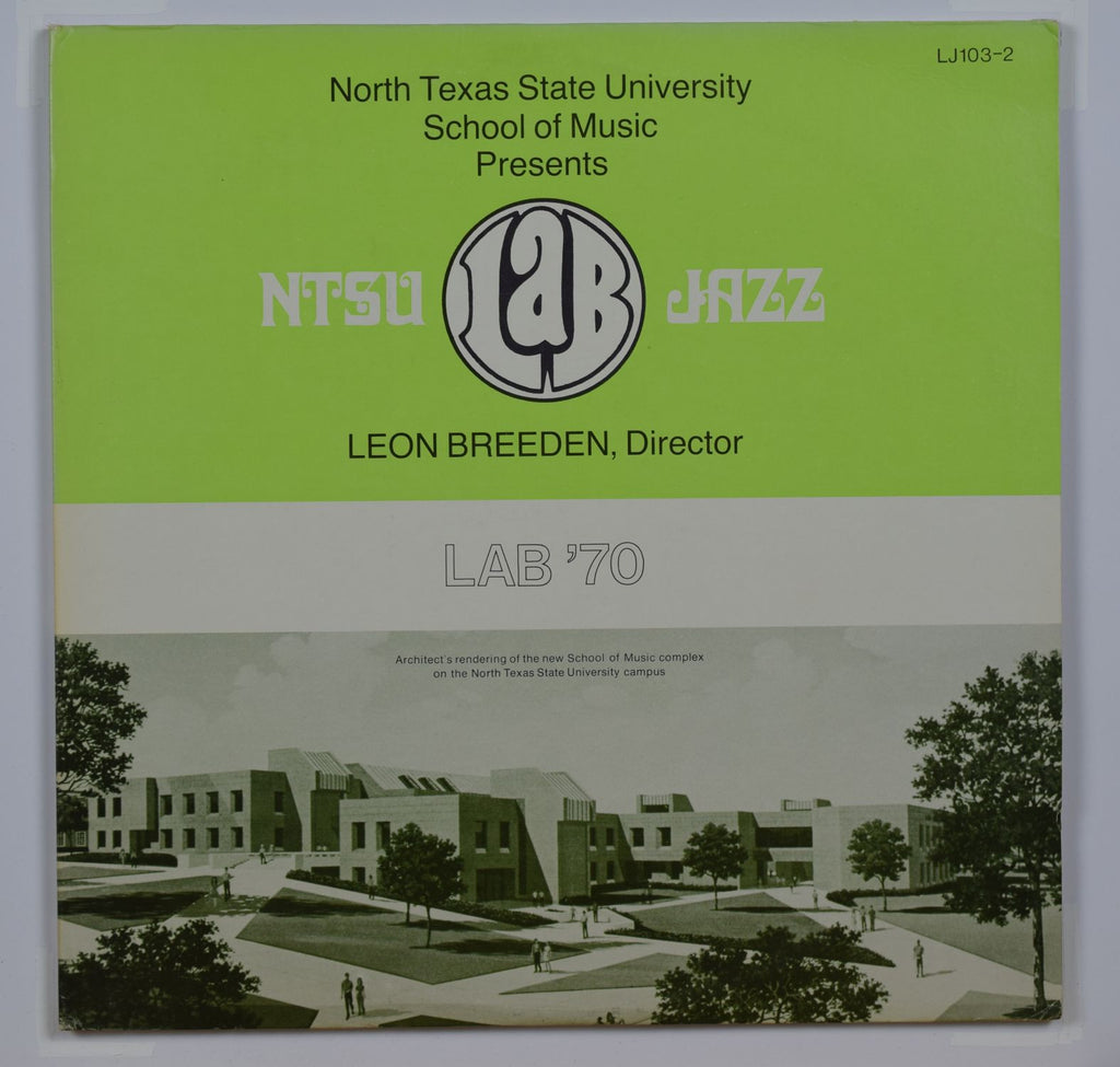 NTSU Lab Jazz Band | Lab '70