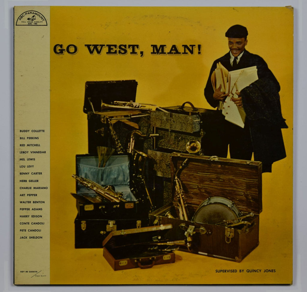 Various Artists | Go West, Man!