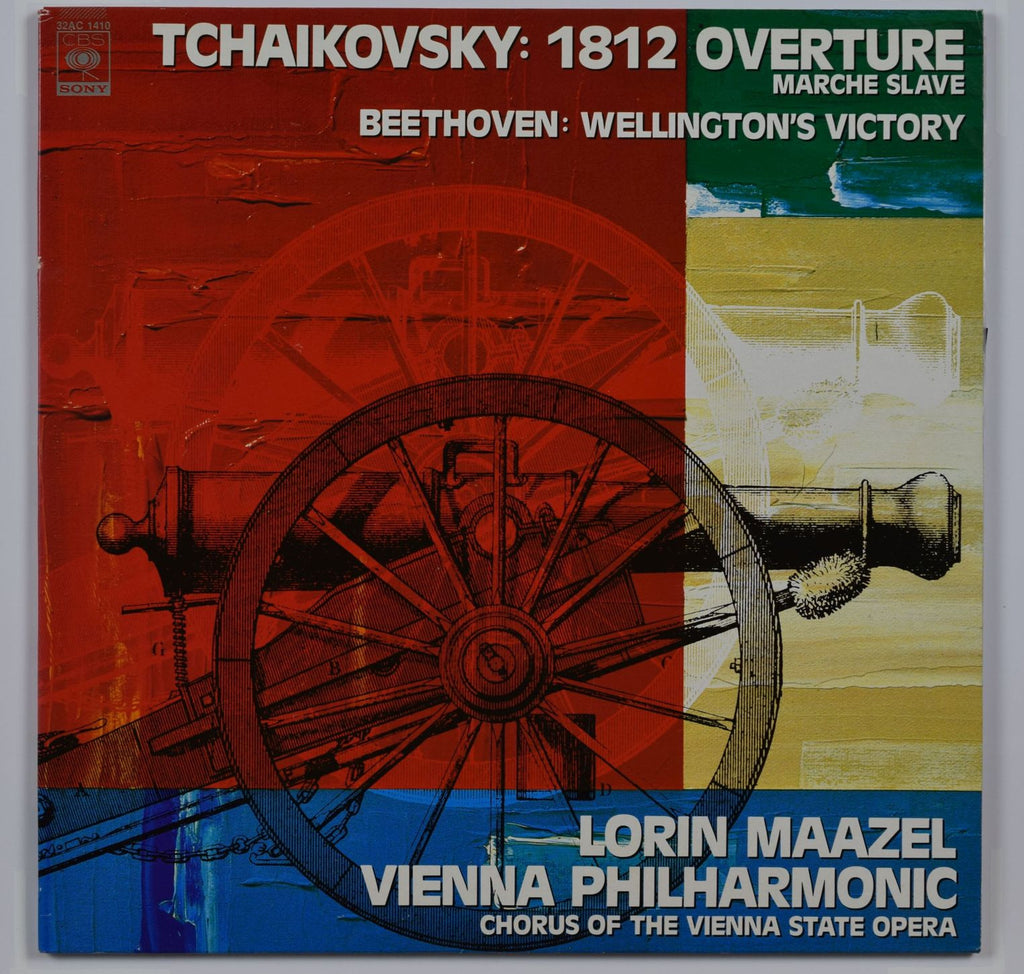 Lorin Maazel | Tchaikovsky: 1812 Overture & Marche Slave/Beethoven: Wellington's Victory
