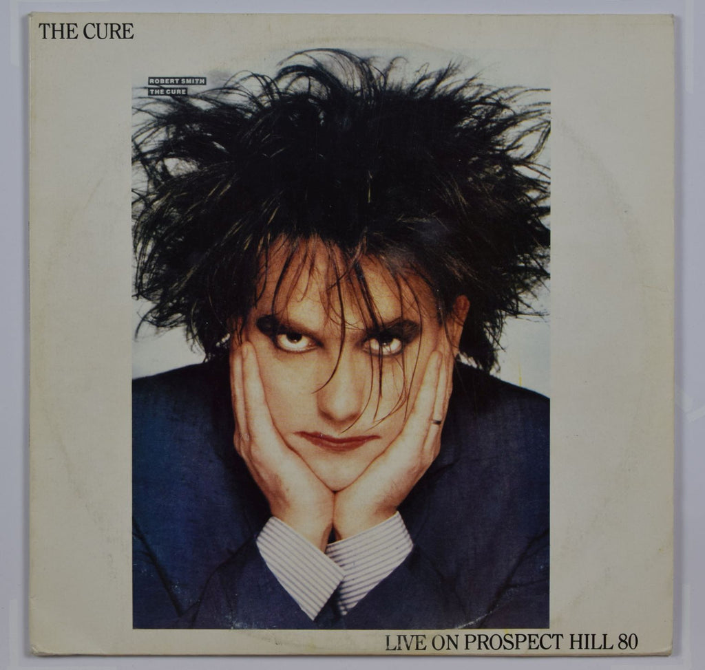 The Cure | Live On Prospect Hill 80