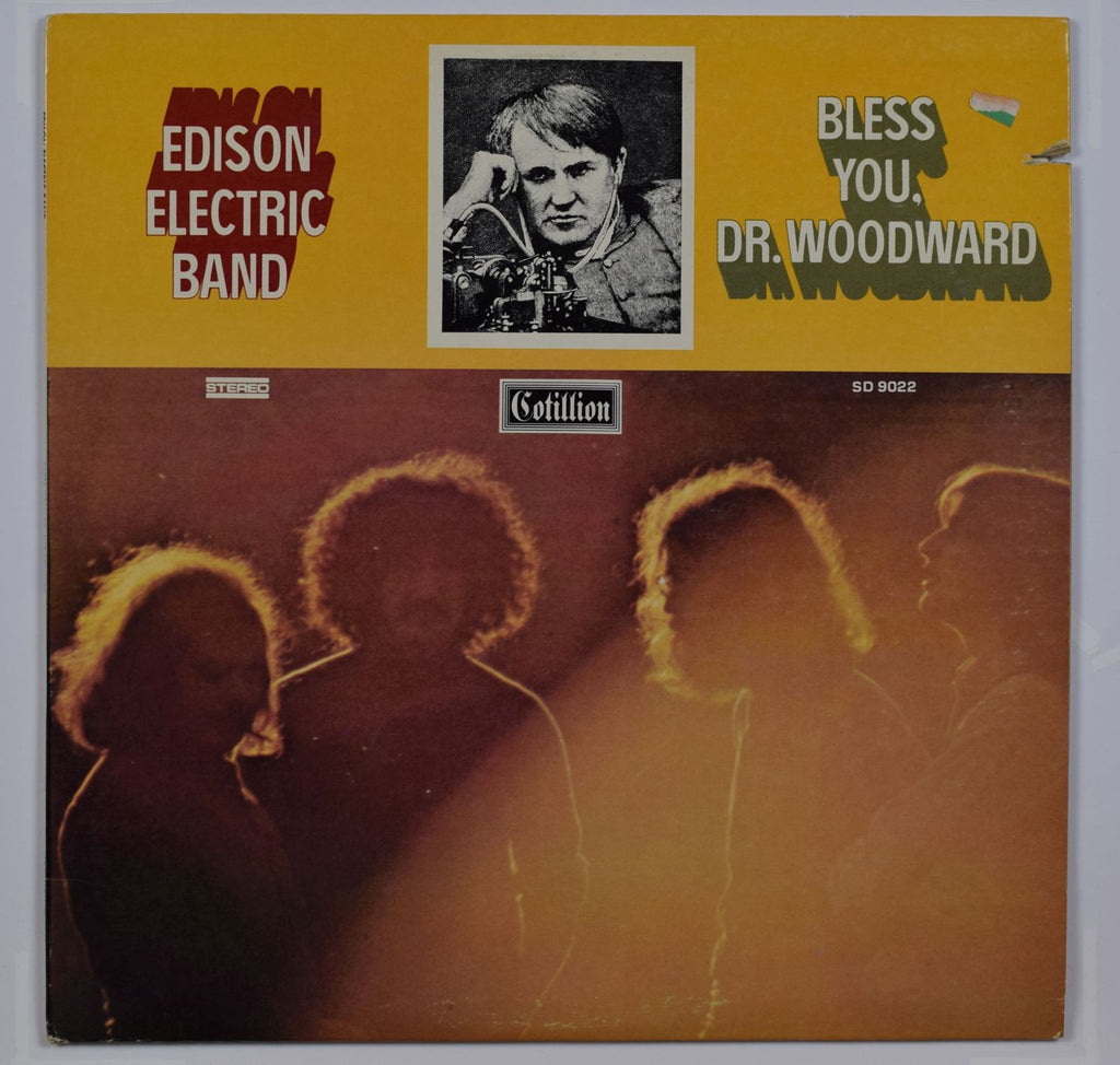 Edison Electric Band | Bless You, Mr. Woodward