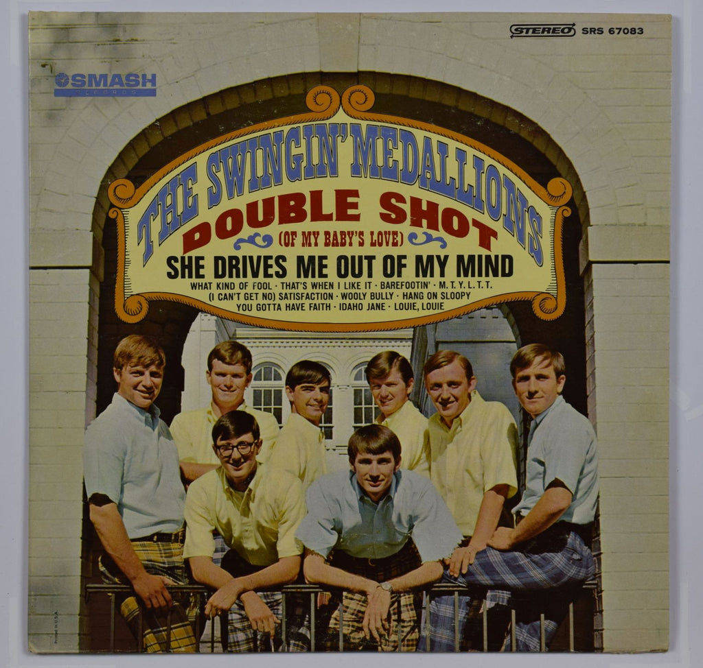 The Swingin' Medallions | Double Shot (Of My Baby's Love)