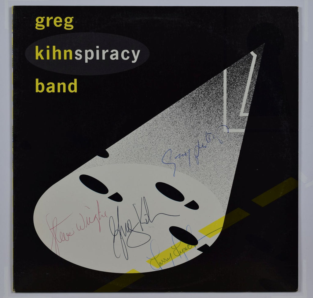 Greg Kihn Band | Kihnspiracy