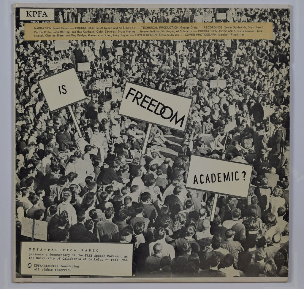 Various Artists | Is Freedom Academic?